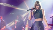 Taylor Swift © Deutscher Radiopreis/ Benjamin Hüllenkremer Foto: Benjamin Hüllenkremer