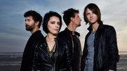 Die Band Silbermond. © Sony Music / Harald Hoffmann Foto: Harald Hoffmann