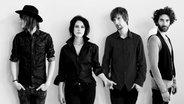 Die Band Silbermond. © Sony Music / Harald Hoffmann Fotograf: Harald Hoffmann