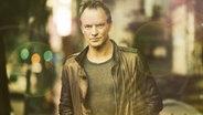 Musiker Sting (Pressefoto) © Universal Music