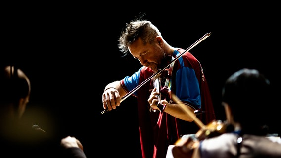 Nigel Kennedy © Nicolas Hudak (Counter Production) / Sony Classical Foto: Nicolas Hudak - Counter Production