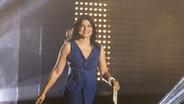 Schauspielerin und Sängerin Jasmin Tabatabai beim Deutschen Radiopreis. © Deutscher Radiopreis / Philipp Szyza Foto: Philipp Szyza
