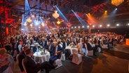 Das Publikum beim Deutschen Radiopreis 2018. © Deutscher Radiopreis / Benjamin Hüllenkremer Foto: Benjamin Hüllencremer