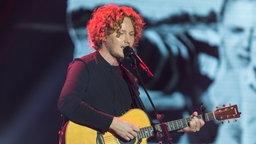 Singer-Songwirter Michael Schulte beim Deutschen Radiopreis. © Deutscher Radiopreis / Philipp Szyza Foto: Philipp Szyza