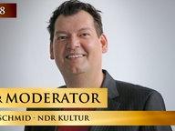 Philipp Schmid von NDR Kultur © Norddeutscher Rundfunk