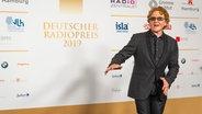 Mick Hucknall, Leadsänger der Band Simply Red, auf dem Roten Teppich beim Deutschen Radiopreis 2019. © Deutscher Radiopreis / Benjamin Hüllenkremer Foto: Benjamin Hüllenkremer