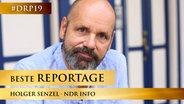 Holger Senzel von NDR Info © NDR