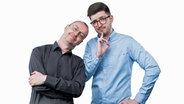 Roland Krabbe und Marcus Lucas © ANTENNE Bayern