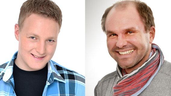 <b>Jens Baumgart</b> und Patrik Buchmüller, RPR1 , nominiert in der Kategorie &quot; ... - nachrichtenformat111_v-contentgross