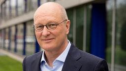 NDR Intendant Joachim Knuth © NDR / Thomas Pritschet Foto: Thomas Pritschet