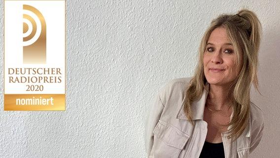 Anne Raddatz von N-JOY (NDR) © Anne Raddatz